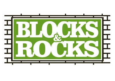 Blocks & Rocks Logo