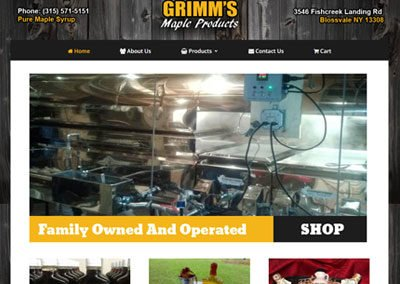 Grimm's Maple Products