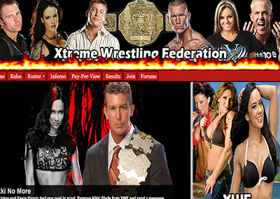 XWF Wrestling